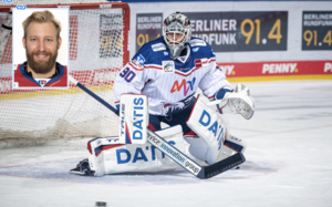 Mannheims Felix Brückmann ist der Spieler des Monats September in der PENNY DEL