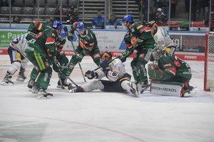 Eisbären ringen Augsburg nieder, Bremerhaven fertigt Steelers zweistellig ab