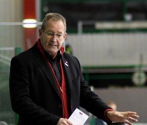 Marius Riedel übernimmt als Trainer der EG Diez-Limburg, Arno Lörsch bleibt Sportlicher Leiter