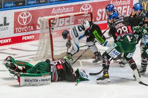 Bremerhaven schlägt die Eisbären Berlin im Top-Spiel der Nord-Gruppe – Straubing holt in Augsburg den ersten Auswärtssieg der Saison