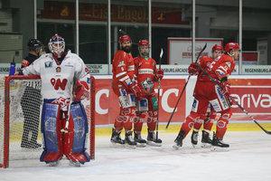 Regensburg macht Hauptrundenmeisterschaft endgültig klar – Lindau sichert sich Rang acht, Passau gewinnt 13-Tore-Kellerduell