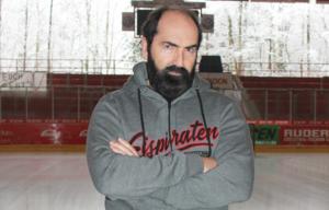 Extrovertiert und akribisch: Mario Richer bleibt den Eispiraten Crimmitschau auch 2021/22 als Trainer erhalten