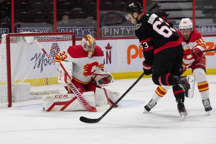 Zwei Stützle-Assists bei Sens-Erfolg über Calgary – Minnesota unterliegt Vegas trotz Sturm-Vorlage, auch Edmonton und Colorado verlieren