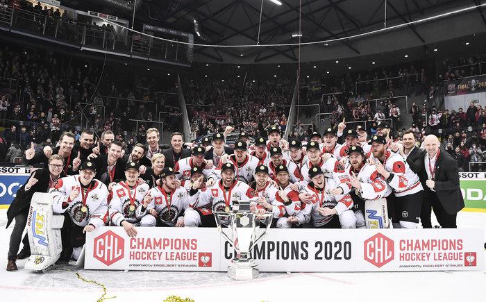 Champions Hockey League soll in der Saison 2021/22 wieder stattfinden – Finale für den 1. März 2022 geplant