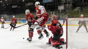 ECDC Memmingen besiegt Regensburg mit 4:0 und erzwingt entscheidende fünfte Partie am Donnerstag