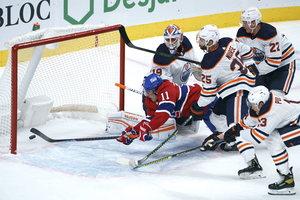 Draisaitls Oilers bleiben in Montréal tor- und punktlos, Greiss kann Detroits Niederlage nicht mehr verhindern – Tampa und Caps verlieren