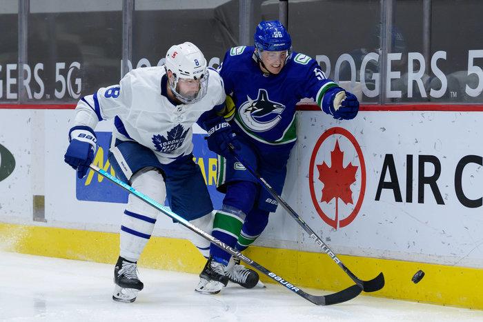 Erfolgreiches Debüt für Michaelis im Trikot der Vancouver Canucks, Rieder und Stützle kassieren mit ihren Teams Niederlagen