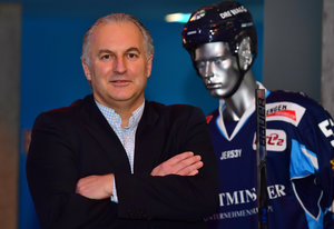 Dresdner Eislöwen aus der DEL2 trennen sich mit sofortiger Wirkung von Sportlichem Berater Marco Stichnoth