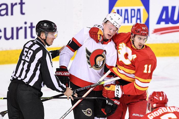 Stützle verwandelt auch seinen zweiten NHL-Penalty, Keith Yandle erreicht einen Meilenstein, Wedgewood mit 40-Save-Shutout gegen Boston