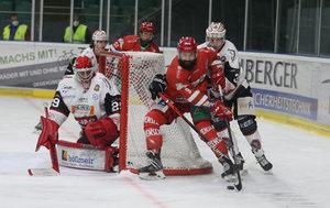 Eisbären Regensburg ringen Memmingen mit 5:3 nieder und sichern sich letztes Halbfinalticket – Gajovsky an vier Toren beteiligt