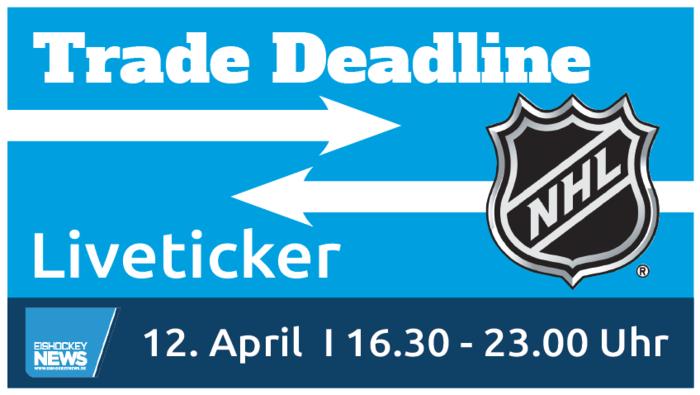 NHL Trade Deadline 2021: Alle Wechsel im Liveticker