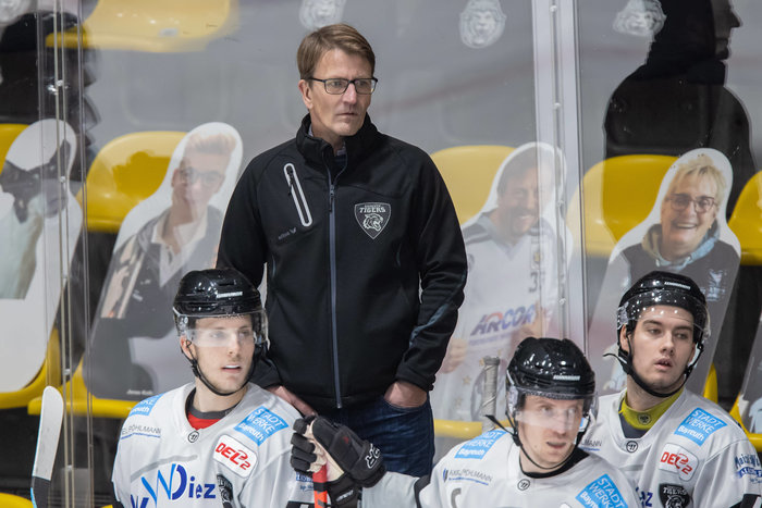 Petri Kujala steht bei den Bayreuth Tigers auch 2021/22 als Chef an der Bande