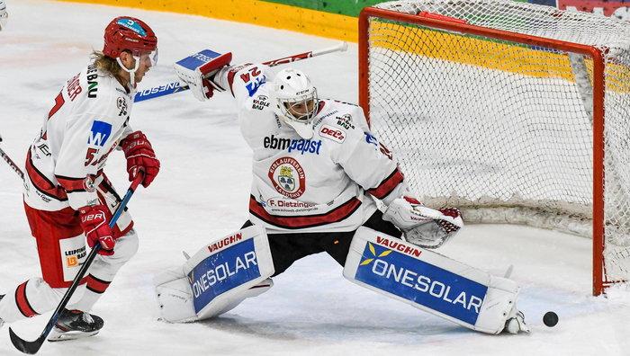 Namhafte Neuverpflichtung für die Goalie-Position: Süd-Oberligist Blue Devils Weiden holt Jaroslav Hübl