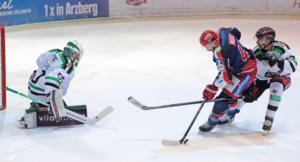 Offenes Duell zwischen Selb und Rosenheim – Überraschungsteam aus Höchstadt fordert Hauptrunden-Champion Regensburg