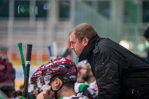 Starbulls Rosenheim haben Vertrag mit Cheftrainer John Sicinski verlängert