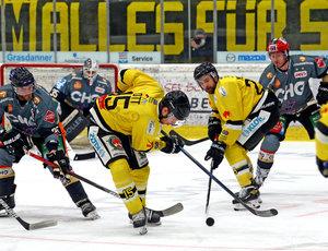 Aus 0:4 wird 6:4: Kassel dreht irres Match gegen Heilbronn, Bad Tölz gewinnt Spiel eins gegen Ravensburg souverän mit 6:3