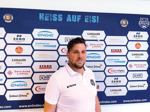 Interne Lösung: Stefan Wiedmaier ist neuer Head Coach der EV Lindau Islanders