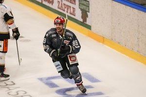 Bayreuth Tigers lotsen Angreifer Luke Pither zurück in die DEL2