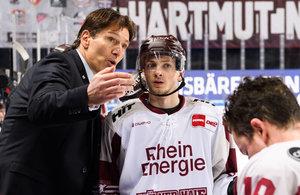 Barinka und Ferraro verlängern bis 2022 bei den Kölner Haien – geht F. Tiffels nach München?