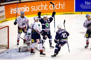Kassel nach nächstem Torfestival gegen Heilbronn im Halbfinale, Ravensburg schlägt in Bad Tölz in der zweiten Overtime zu