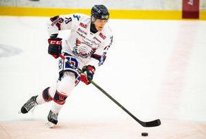 Schwenninger Wild Wings verpflichten schwedischen Angreifer Patrik Lundh vom Linköping Hockey Club