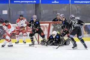 Scorpions siegen souverän gegen Erfurt, Hamm unterliegt im Kellerduell in Rostock, Herne mit später Entscheidung gegen Herford