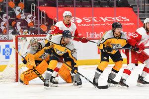 Edmonton setzt sich auch im neunten und letzten Duell mit den Ottawa Senators durch – Nächster Sieg für Swayman, Nashville dominiert