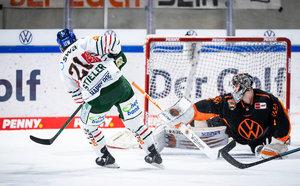Fünf Spiele in der Konferenz: München empfängt Bremerhaven, richtungsweisendes Duell in Augsburg