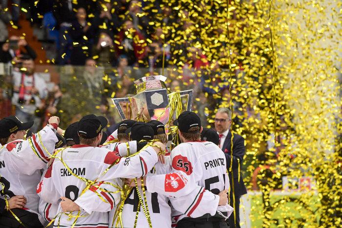 Auslosung für Champions Hockey League am 19. Mai: Lostöpfe für Berlin, Mannheim, München und Bremerhaven stehen fest