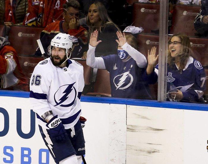 Overtime-Siege für Sturm und Minnesota sowie die New York Islanders – Kucherov trifft bei Saisondebüt und Tampa-Erfolg doppelt