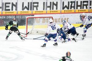 Tim Schüle trifft in letzter Sekunde: Bietigheim gewinnt auch Spiel 4 und erzwingt ein entscheidendes fünftes Match in Kassel