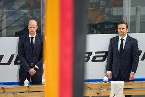 Vor den letzten Testspielen gegen Belarus: Nationalmannschaft verzichtet auf vier Trainer