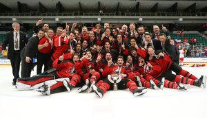 5:3 gegen Russland: Kanada neuer U18-Weltmeister, Bedard mit 15 Jahren jüngster Sieger, Michkov mit zwölf Toren bester Scorer und MVP