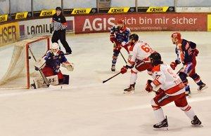 Miglio und Gelke treffen: Selber Wölfe ringen Hannover Scorpions mit 2:0 nieder und erzwingen fünfte Partie