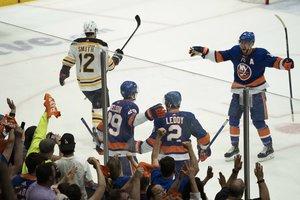 New York Islanders eliminieren die Boston Bruins und treffen im Halbfinale erneut auf Tampa Bay – Doppelpack von Brock Nelson