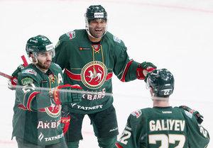Adler Mannheim verpflichten Nigel Dawes von KHL-Club Ak Bars Kazan: Fünftbester Scorer der Liga-Geschichte, bester nicht-russischer Torschütze