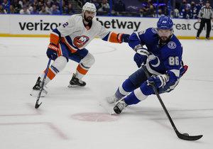 Tampa Bay Lightning gleicht Halbfinalserie gegen New York Islanders aus –Nikita Kucherov punktet dreifach