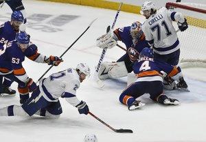 Dank elftem Playoff-Treffer von Brayden Point: Tampa Bay dreht Serie gegen Islanders und legt auswärts vor