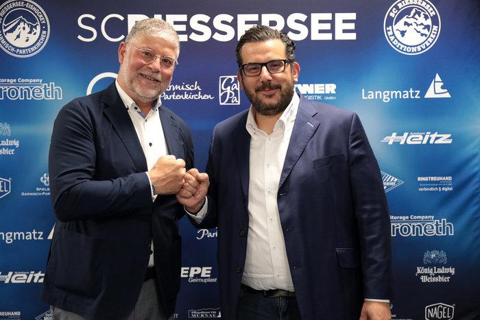 Spektakuläre Trainerverpflichtung von Riessersee: Nach Vizemeisterschaft mit Wolfsburg geht Cortina in die Oberliga