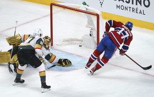 Doppelpack Anderson und jede Menge Drama: Montreal gewinnt Spiel 3 gegen Vegas nach Verlängerung mit 3:2