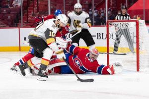 Gebürtiger Québécois Roy als Matchwinner: Vegas schafft mit Overtime-Erfolg in Montréal den Serienausgleich – Lehner erhält Vorzug vor Fleury