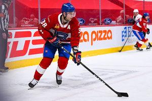 Eisbären Berlin verpflichten Angreifer Yannick Veilleux von Laval Rocket aus der AHL