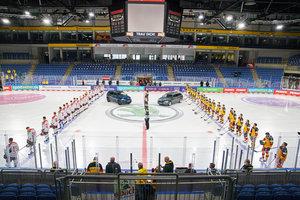 Russland, Schweiz und Slowakei kommen nach Krefeld: Deutschland Cup 2021 wieder mit vier Teams