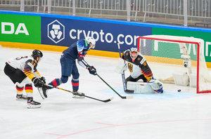 Bronzemedaille verpasst: Deutschland ist gegen das Team USA chancenlos und verliert mit 1:6 – Vier Gegentore in knapp sechs Minuten
