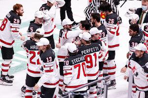 Kanada dreht zweimaligen Rückstand und löst Finnland mit einem 3:2-Erfolg als Weltmeister ab – Nick Paul trifft in der Verlängerung