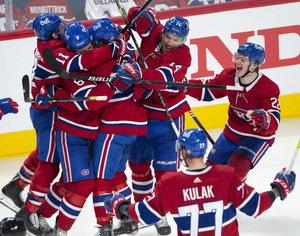 Erst Toronto, nun Winnipeg: Montreal Canadiens ziehen ins NHL-Halbfinale ein