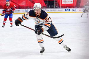 Dominik Kahun erhält bei den Edmonton Oilers aus der NHL nach einer Saison keinen neuen Vertrag