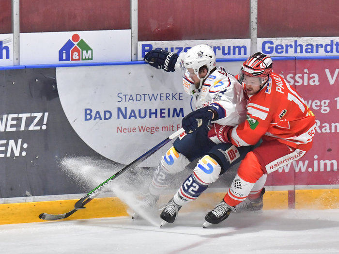 Kassel Huskies halten Dauerbrenner Marco Müller