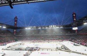 Neuer Termin für das DEL Winter Game: Kölner Haie empfangen die Adler aus Mannheim nun am 01. Januar 2022