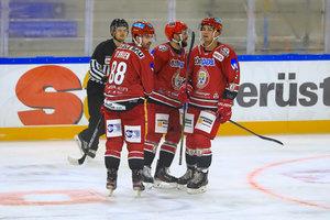 Top-Scorer Zach O'Brien und Marcus Power kehren nicht Landshut zurück – Trotz gültiger Verträge wollen beide künftig in der AHL spielen